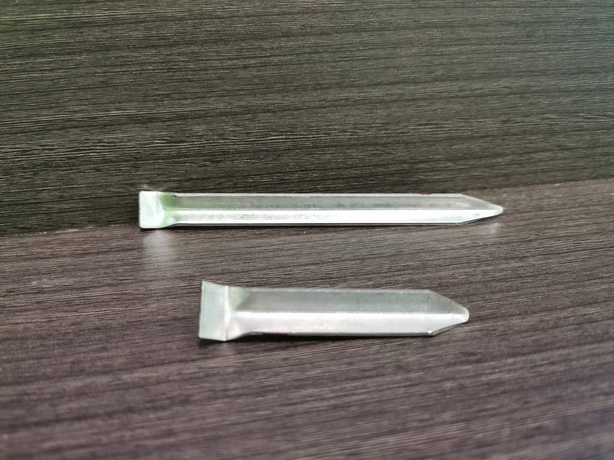V-Nails - Fastener for BE W4V & BE 2V